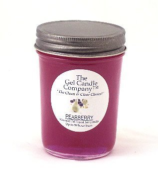Pearberry Gel Candle Classic Jar
