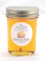 Banana Nut Bread 90 Hour Gel Candle Classic Jar - €8,49 EUR