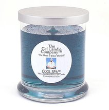 Cool Spa Scented Gel Candle - 120 Hour Deco Jar - €13,53 EUR