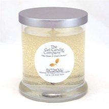 Patchouli Scented Gel Candle - 120 Hour Deco Jar - $15.47