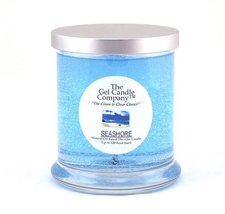 Seashore Scented Gel Candle - 120 Hour Deco Jar - €13,59 EUR
