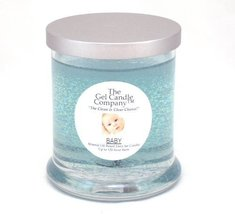 Baby Scented Gel Candle - 120 Hour Deco Jar - €13,59 EUR