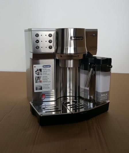 delonghi ec860 15 bar pump espresso latte and 50 similar items. Black Bedroom Furniture Sets. Home Design Ideas
