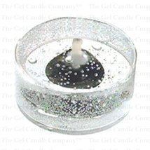 24 Unscented Gel Candle Tea Lights (up to 8 hrs each) - €17,00 EUR
