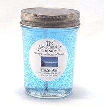 Fresh Air Odor Eliminating Technology 90 Hour Gel Candle Classic Jar - $9.65