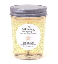 The Beach 90 Hour Gel Candle Classic Jar - €7,90 EUR