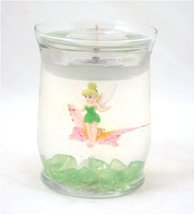 Tinkerbell with Butterfly Refillable Forever Gel Candle - $29.05