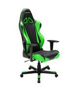 DXRacer OH/RB1/NE High-Back Racing Game Chair Carbon Look Vinyl+PU(Black... - $399.00