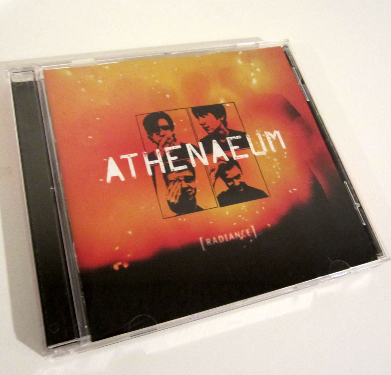 CD Radiance by Athenaeum (c) 1998