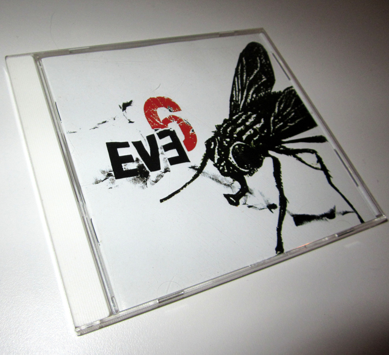 CD Eve6 Eve 6 self-titled (c) 1998