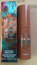Benefit Cosmetics Dew The Hoola  Soft Matte Liquid Bronzer 0.16 Oz  Travel Size - $8.99