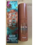 Benefit Cosmetics DEW THE HOOLA  Soft-Matte Liquid Bronzer 0.16 oz  TRAV... - $8.99