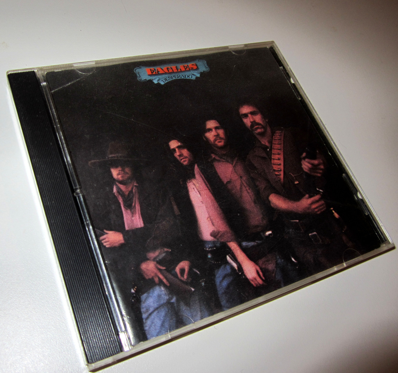 CD Desperado by the Eagles (c) 1973