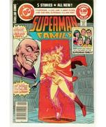 SUPERMAN FAMILY #214 (1982) - $2.00