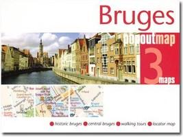 Bruges Popout Map - $8.34