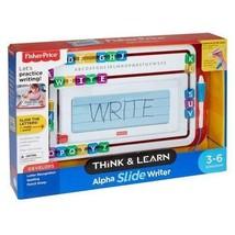 Fisher-Price Think & Learn Alpha SlideWriter New - $23.79