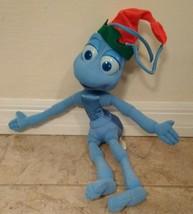 "Disney Pixar A Bug's Life Flik Special Edition Christmas 19"" Plush GUC - $8.42"