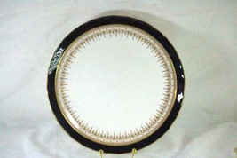 "Royal Worcester Regency Blue Luncheon Plate 9 5/8""  #21686 - $50.39"