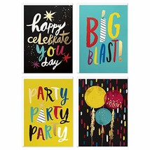 Assorted Birthday Greeting Cards, Hallmark - $14.65