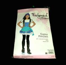 Gypsy Princess Costume Girls Size Large 10-12 Enchanted Costumes Leg Avenue - $12.86