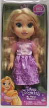 """Disney Princess My Friend Rapunzel Doll 14"""" Tall Includes Removable Outfit Tiara - $28.04"""
