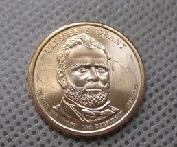 Ulysses S. Grant Presidential Dollar, Released May 19 2019 , 18th Presid... - $8.99