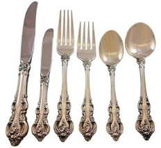 El Grandee by Towle Sterling Silver Flatware Set for 12 Service 79 pieces  - $5,200.00