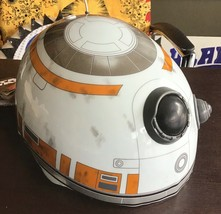 Bell / Disney Star Wars BB-8 Droid / Bike Bicycle Helmet /  Ages 5-8 / Size XS - $28.19