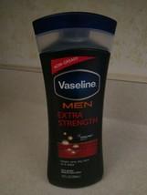 Vaseline Men Deep Healing Moisture Body Lotion Extra Strength, 10 oz, 1 ... - $9.49