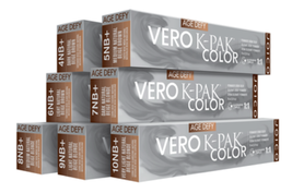 Joico Vero K-Pak Color Age Defy Natural Beige Series image 1