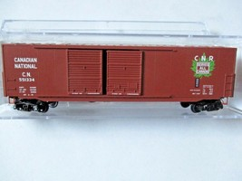 Micro-Trains #18200050 Canadian National 50' Standard Box Car N-Scale image 1
