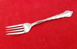 """Salad Fork ~ Rondelle by Gorham Stainless Flatware Silverware 6 5/8"""" - $9.89"""