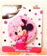 Disney Minnie Mouse Led Night Light  New in Package—More Characters Avai... - $5.25