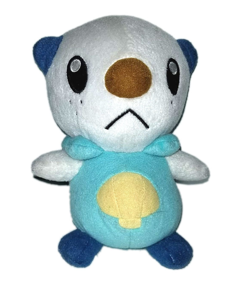 "Pokemon ""Oshawott"" 7"" Anime UFO Catcher / Plush * Nintendo"