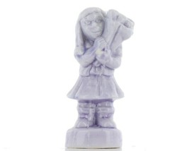 Wade Whimsie Miniature Porcelain May Flowers image 1