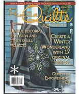 Primitive Quilts and Projects Magazine Winter 2019 [Single Issue Magazin... - $9.99