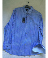 Paul Smith London Camicia Taglia 17.5/44 Slim Fit p2p - $100.92