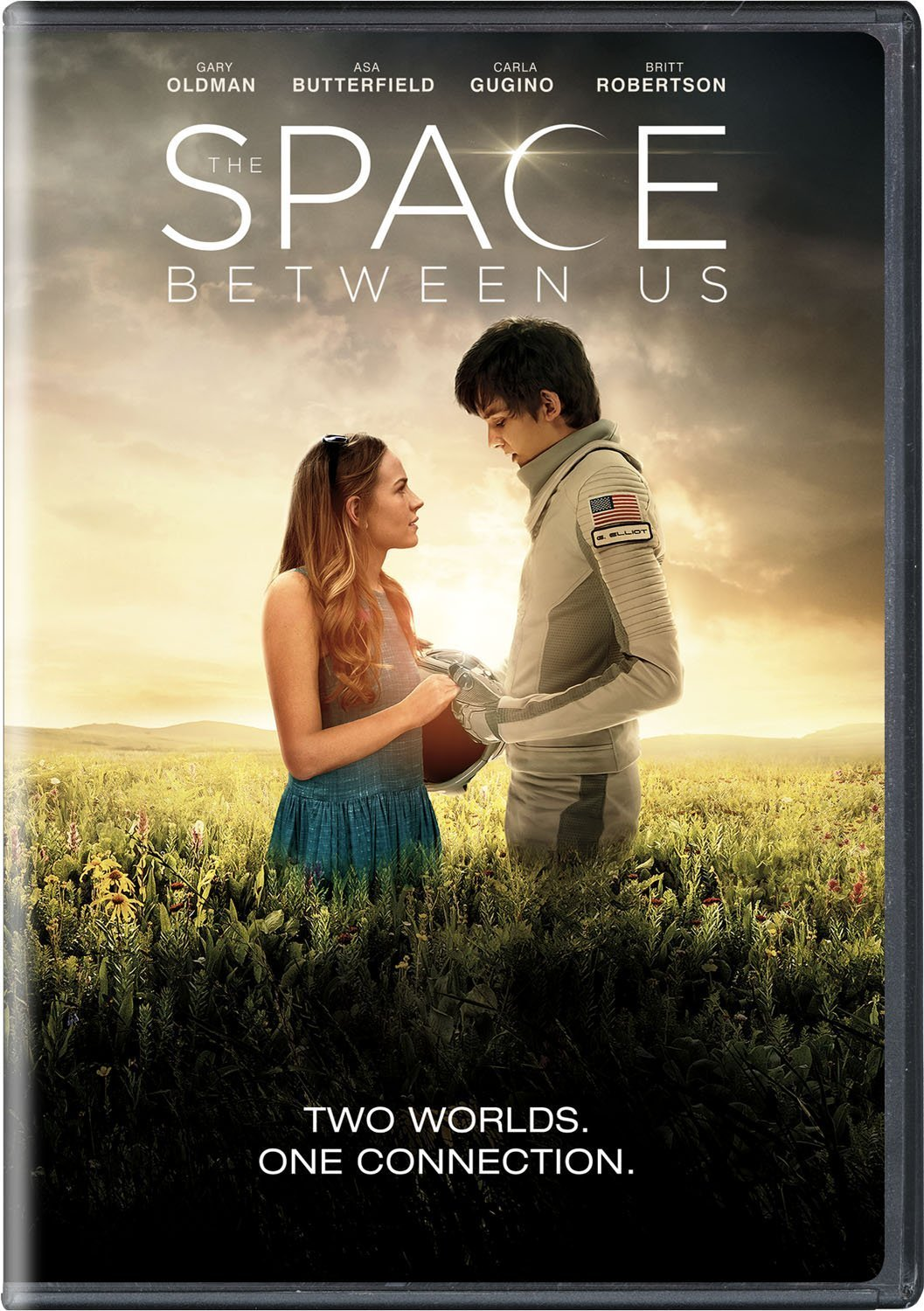 The Space Between Us [2017, DVD]