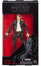 Star Wars Han Solo #18 The Force Awakens The Black Series action figure - $24.95