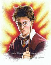 Harry Potter art print - $20.00