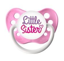 Little Sister Pacifier - Girls - Pink- Little Sister Binky - Ulubulu - B... - $9.99