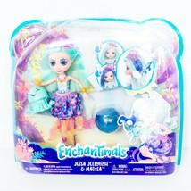 Enchantimals Jessa Jellyfish Marisa New Mattel 2017 Doll Color Changing ... - $21.64