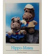 Annies Crochet Newsletter Hippo-Mates Crochet P... - $8.50