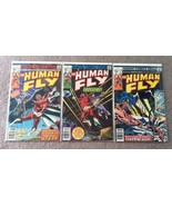 Human Fly # 3 - 19 (Marvel lot of 17) - $34.47