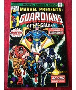 Marvel Presents # 3, 4, 9 Guardians of the Galaxy (Marvel lot of 3) - $37.90