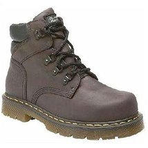 Mens Dr. Martens 6? #8936 Mens Industrial Greasy Hiker Boots, Gaucho Siz... - $134.95