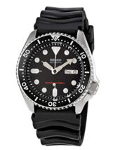Seiko Men's Automatic Analogue Watch with Rubber Strap SKX007K - $295.00