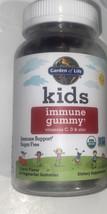 Garden of Life Kids Immune Gummy Vitamins C, D & Zinc - 60 Gummies   2022 - $18.99