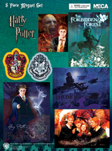 Harry Potter 8 Magnet Set - £2.26 GBP