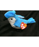 Ty Original Rocket The Blue Jay Beanie Baby Hang 1997/1998 Tush MWMT Rar... - $210.38